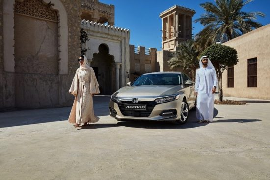 the most attractive offers on Honda line-up this Ramadan