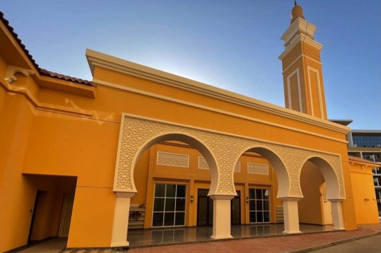New mosque opens at Jumeirah Village Circle