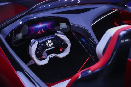 MG Motor reveals more details about its cutting-edge