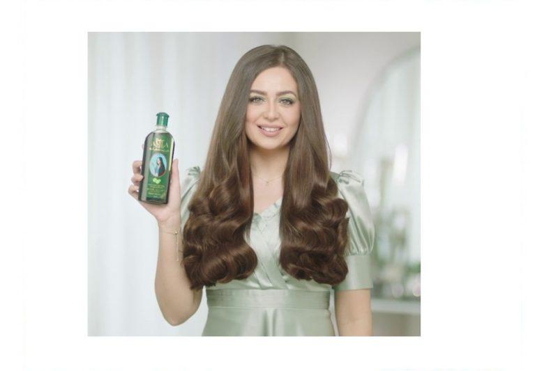 Dabur International signs Heba Magdi as the new brand ambassador for Dabur Amla Hair Oil