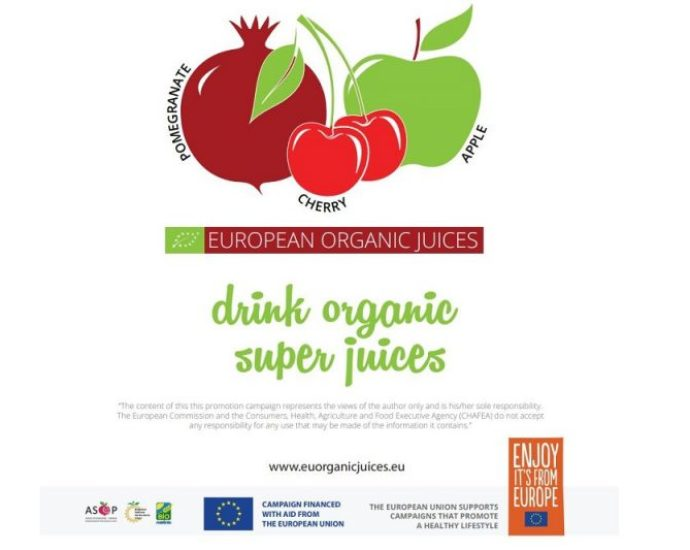 European Organic Juices Dubai campaign sees success!
