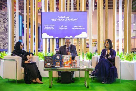 تقديم التراث في أدب الطفل يحمي هوية الأمم والحضارات