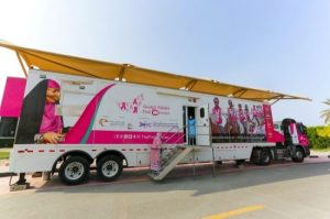 Pink Caravan furthers nationwide movement