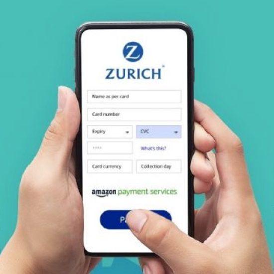 أمازون لخدمات الدفع الإلكتروني توقّع اتّفاق شراكة مع زيوريخ