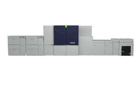 """تركيب أول مطبعة """"بالتورو إتش إف"""" نافثة للحبر ومزودة بتقنية تحفيز الألوان في العالم"""