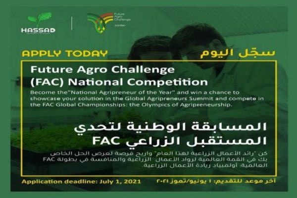 Competition Targeting Startups in The Agricultural & Food Technology Sector