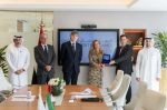 Export credit agencies of UAE and Italy to support