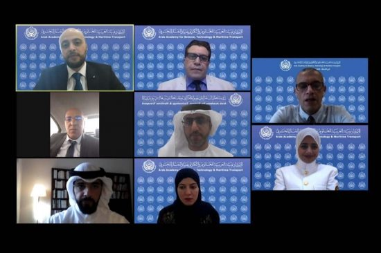 AASTS successfully participates in the 3rd Academic