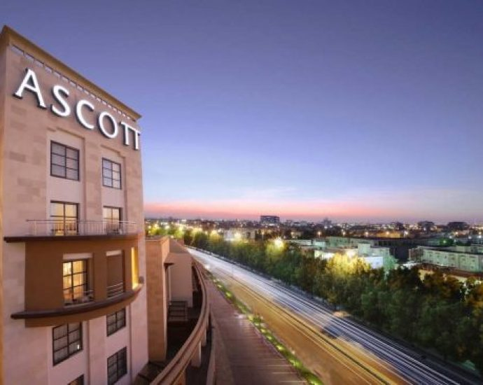 Step in at Ascott Sari Jeddah for a luxurious  escape in the city with up to 25% off