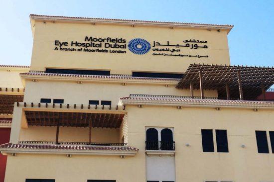 Moorfields Eye Hospital Dubai addresses Dry Eye Disease