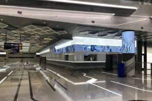 Over 100 Digital Screens Illuminate the Route of 2020 Metro Stations