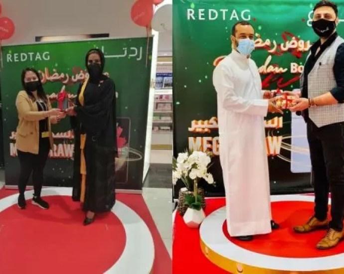 REDTAG announces winners of Ramadan Bonanza raffle