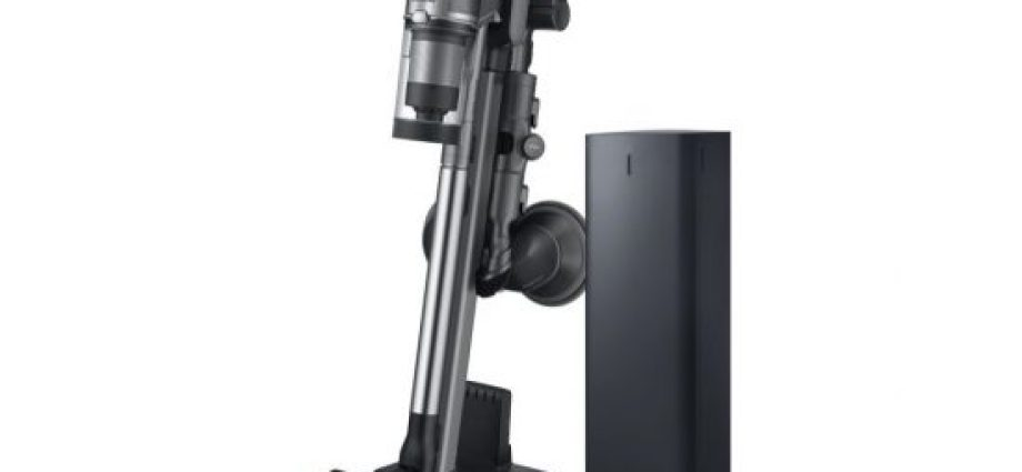 Top innovative features of Samsung's Jet™️ cordless vacuum cleane
