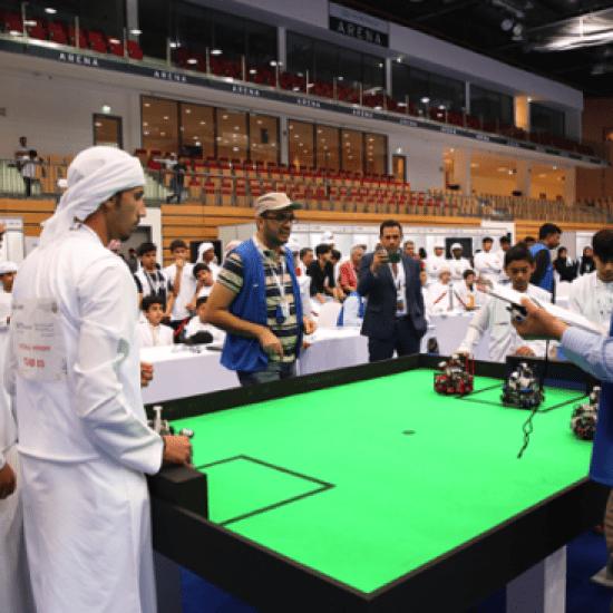 دائرة التعليم والمعرفة تفتح باب التسجيل في المسابقة الوطنية