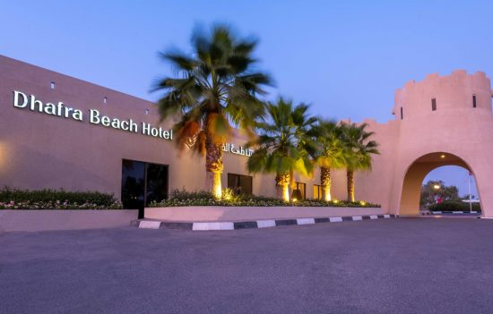 Dhafra Beach Hotel in Jebel Dhanna Offers an Entertaining Atmosphere for Families this Summer Holiday