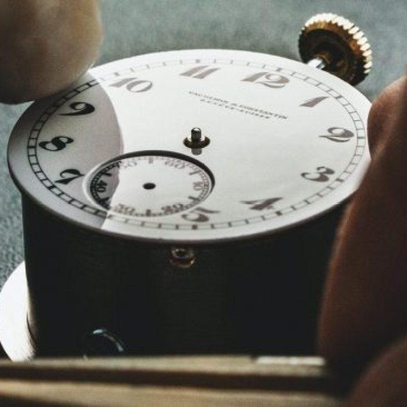 ساعة أميريكان 1921 الأيقونية أعيد تصميمها كما لو كانت في عام 1921