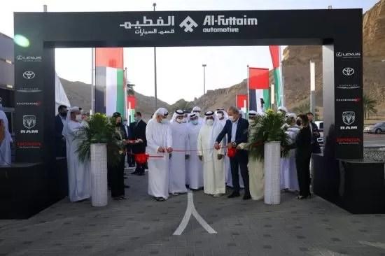 Al-Futtaim Automotive opens state-of-the-art sustainable Auto Park