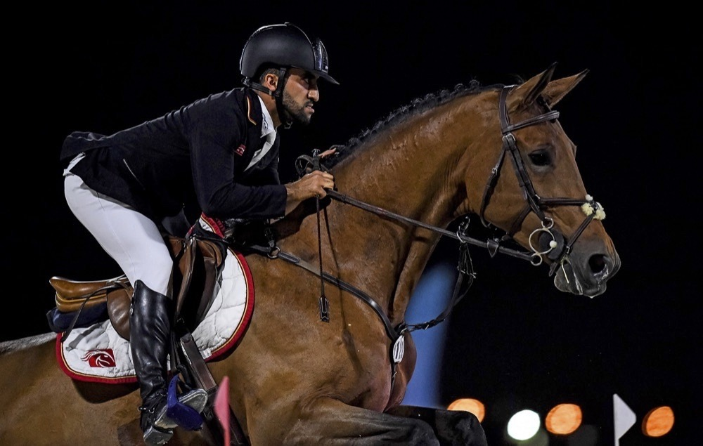 Rider, Abdulla Al Merry