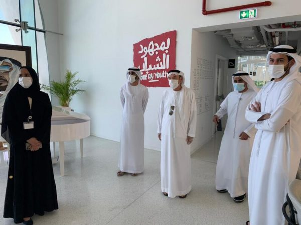"""زكي نسيبة :  """"بوابة النقوش العربية""""تلعب دوراً مُهمّاً  في تعريف أجيال المستقبل بالموروث الإماراتي العريق"""