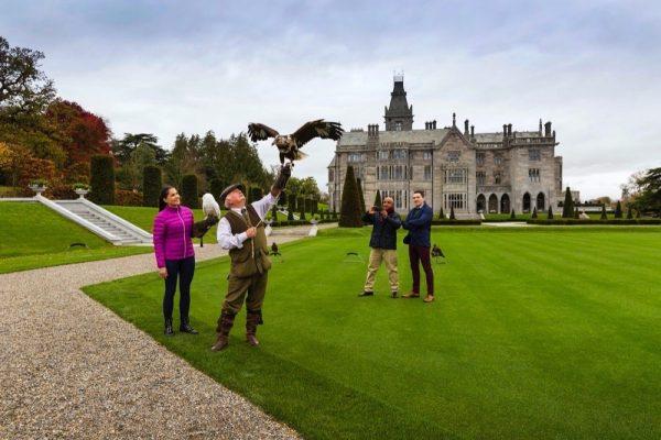 هيئة السياحة الأيرلندية تروّج لأيرلندا بلعبة البازل  وتركيب صور أجمل وجهات أيرلندا