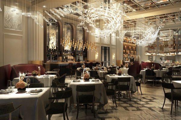 افتتاح اول مطعم للشيف دانيال في فندق سوفيتل دبي وافي الشيف دانيال بولود الحائز على نجمة ميشلان