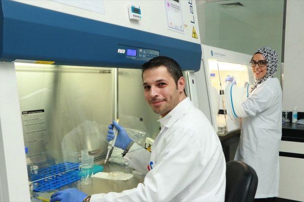 ماجستير في اكتشاف وتطوير الأدوية بالتعاون مع جامعة أريزونا
