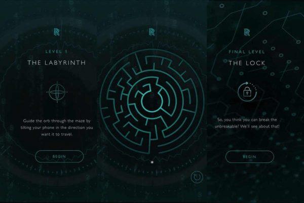 رولز-رويس تطلق لعبة تفاعلية مستوحاة من مجموعة رايث كريبتوس