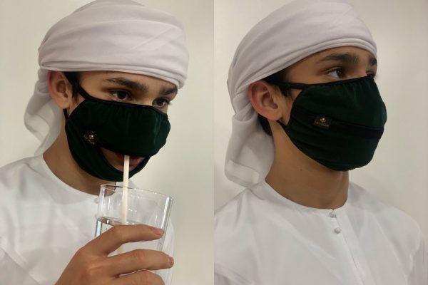 26تفهيم تطلق أولى الكمامات المصنوعة في الإمارات العربية المتحدة