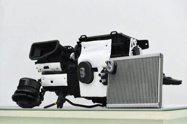 مجموعة هيونداي موتور تطور تقنيات جديدة لمكيفات هواء مركباتها