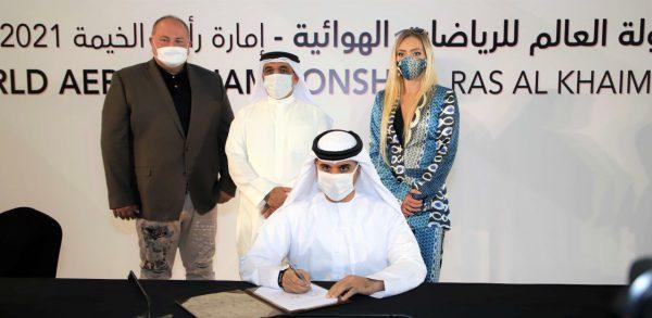 28 دولة تتنافس ببطولة العالم للرياضات الهوائية في رأس الخيمة لأول مرة بالشرق الأوسط