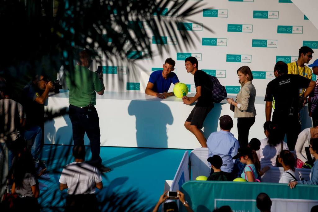mubadla world tennis championship
