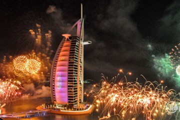 new year's eve burj al arab