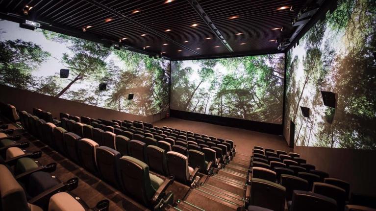 Reel Cinemas 270 Degree