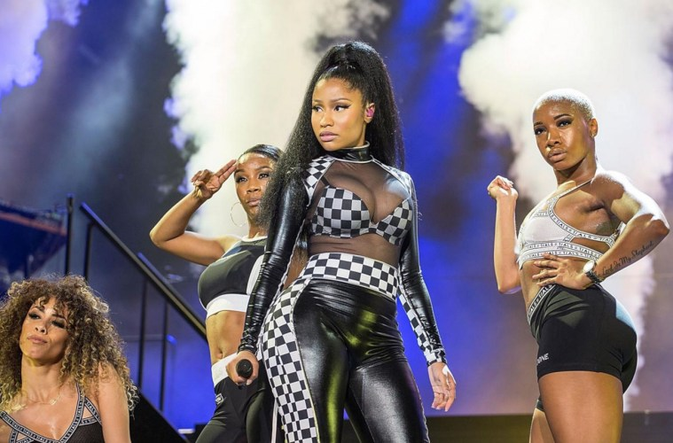 Nicki Minaj Jeddah World Fest Saudi Arabia backout