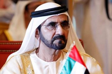 Sheikh Mohammed birthday