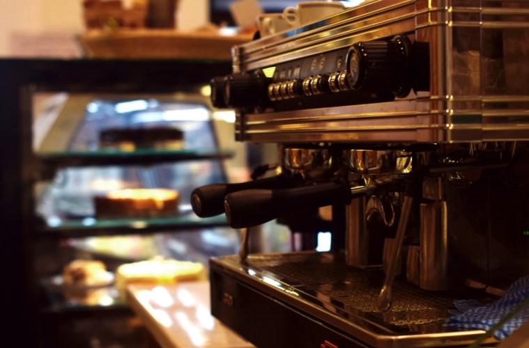 Dubai Coffee Shop Robotic Festival City