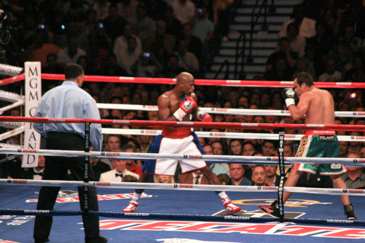 Floyd Mayweather Manny Pacquiao Saudi Arabia rematch rumours