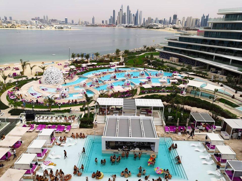 Rita Ora W Dubai Festival Disclosure