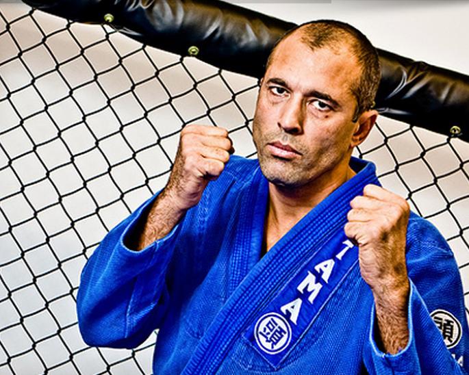 Royce Gracie jiu-jitsu academy Dubai