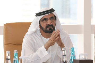 Sheikh Mohammed government centres best worst top 5 emirates post federal authority service centres