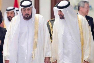Mohammed bin Zayed Al Nahyan Khalifa bin Zayed Al Nahyan His Highness Sheikh UAE President Crown Prince Video Viral Heartfelt