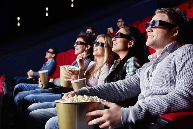 Popcorn cinema Dubai