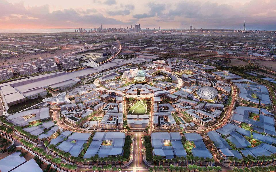 Expo 2020 delayed for up to a year