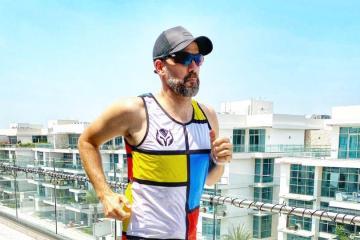 Balcony marathon Dubai