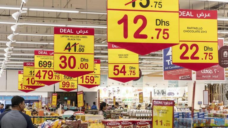 Dubai set food prices