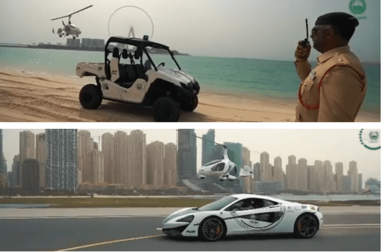Dubai Police Video