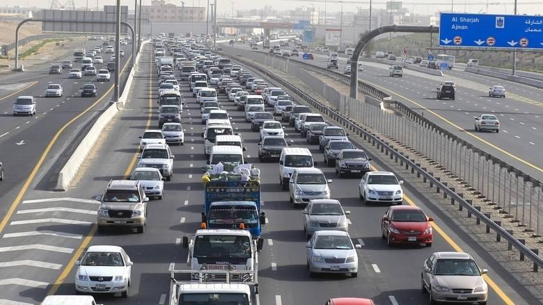 Traffic jams return to Dubai as Coronavirus restrictions eased