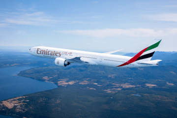 Emirates resume flights to 29 cities
