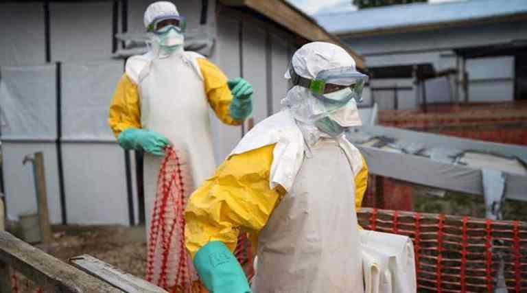 DR Congo announces fresh Ebola outbreak