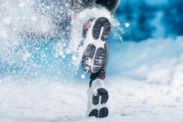 You can now go running around Ski Dubai!